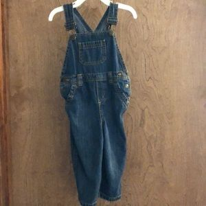 Boys Old Navy overalls, 18-24 months